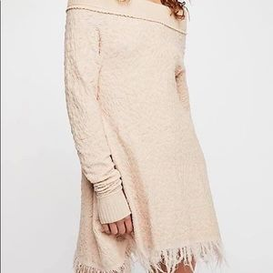 NWT Free People Broken Glass Tunic Sz Xsmall